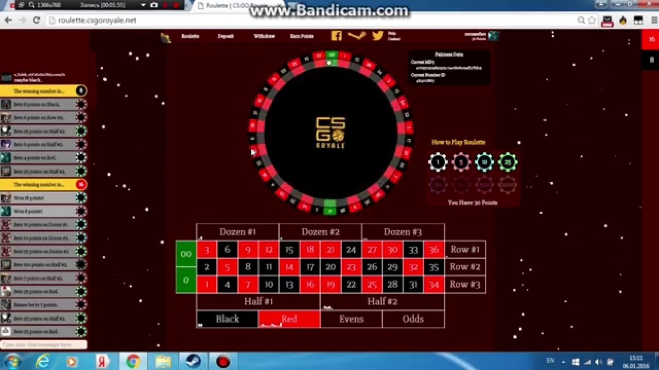 Roulette csgoroyale net poker 52 coverage