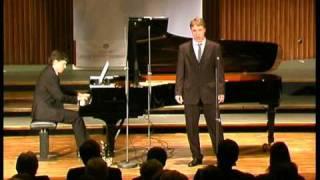 """Robert Schumann """"Dichterliebe"""" 16.Die alten bösen Lieder"""
