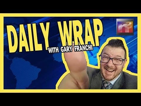 Daily Wrap With Gary Franchi 05-23-18