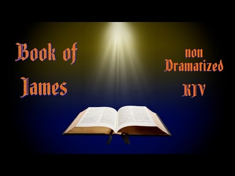 James KJV Audio Bible with Text
