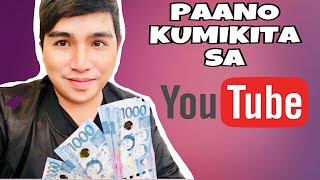 HOW TO GET PAID ON YOUTUBE? PAANO KUMITA AT MAGKANO SAHOD KO SA YOUTUBE? | Edrian Sasutil