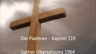 Die Psalmen - Kapitel 119 [LuÜ](, 2013-01-08T07:17:22.000Z)