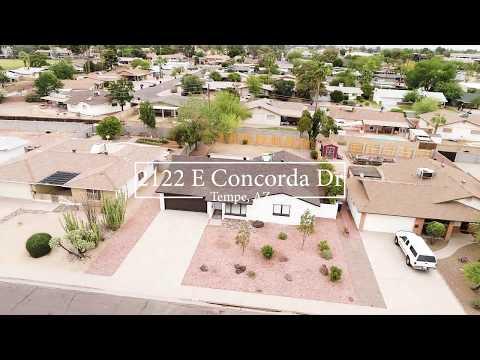 2122 E Concorda Dr, Tempe, AZ 85282 Video