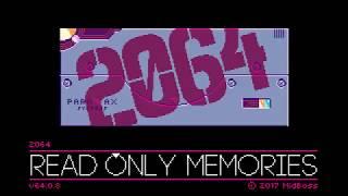 2064: Read Only Memories - PC - LONGPLAY / Walkthrough