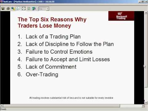 Markus Heitkoetter: Conquering Fear and Greed: How to Deal With Emotions When Trading