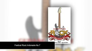 Festival Rock Indonesia Ke 7 1993