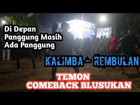Lagu Video Temon Kembali Blusukan Dangdut    Kalimba - Rembulan Terbaru
