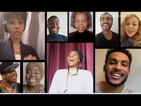 COVER - Can't Give Up Now - Mary Mary Par KING Le Musical Cast