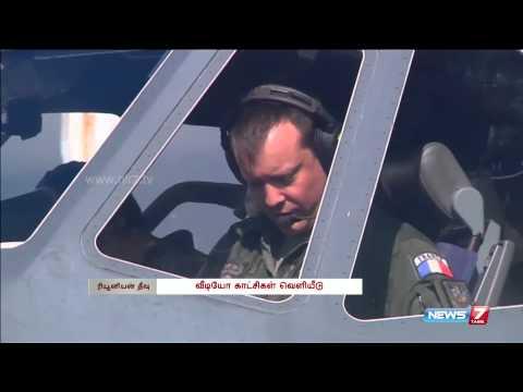 Malaysian Flight MH-370 search restarts | World | News7 Tamil |
