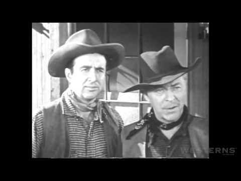 Cowboy G Men CENTER FIRE western TV  episode complete full length