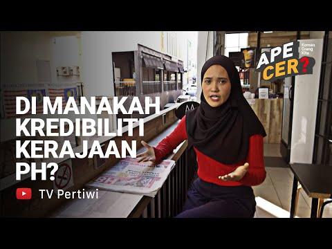 APECER Episod 25 - Dimanakah Kredibiliti Pemimpin PH?