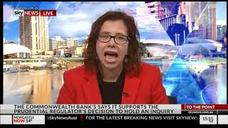 Sky News - 28 August 2017 - Royal Commission into Banking, Energy Prices, Same-sex Marriage