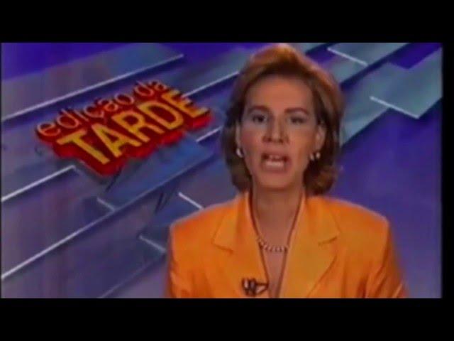 YTPBR - Intervalo Rede Manchete - Edição da Tarde (27/02/1997)