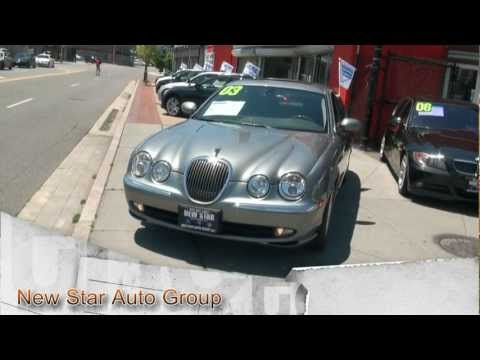 2003 Jaguar S-Type Saloon