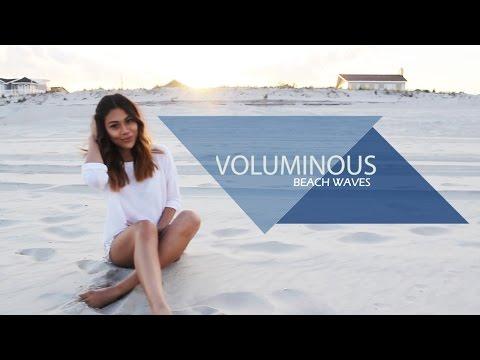 how-to:-voluminous-beach-waves-|-christine-aurora