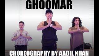 Ghoomar Dance | Padmaavat | Deepika Padukone Ranvir Singh |  Bollywood | Aadil Khan Choreography