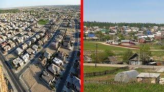Жилищное строительство в США  Будущее  одноэтажная Россия(, 2017-08-22T07:39:21.000Z)