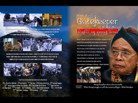 Mbah Maridjan Gatekeeper of Mount Merapi