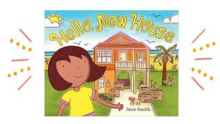 Hello, New House Picture Book