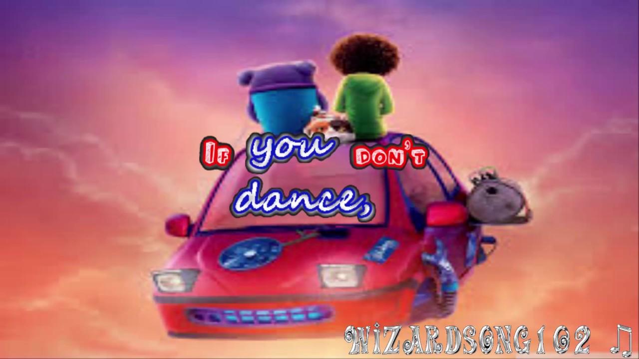 Rihanna - Dancing In The Dark Lyrics (From Home)