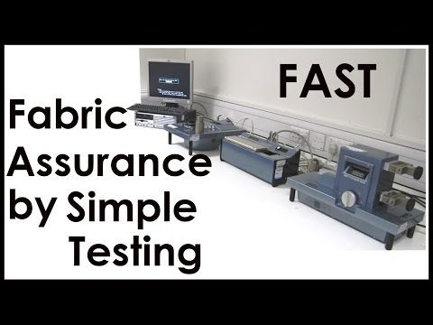 FAST - Fabric Assurance by Simple Testing