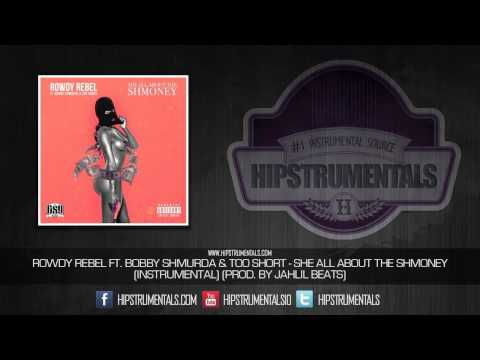 Rowdy Rebel Ft. Bobby Shmurda - She All About The Shmoney [Instrumental] (Prod. By Jahlil Beats)