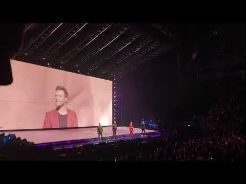 Westlife - Better Man - 15th June 2019 - The O2 London