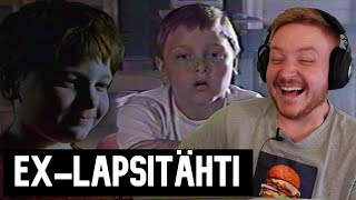 Tiesitkö, että oon lapsena näytelly tv-mainoksissa?