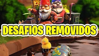 FORTNITE | 13 CHALLENGES REMOVED FROM THE BATTLE PASS | BATTLE ROYALE