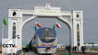 Введена в строй первая очередь железнодорожной магистрали Туркменистан-Афганистан-Таджикистан