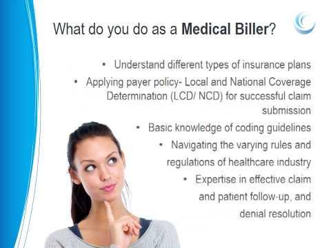 Medical Coding vs. Medical Billing