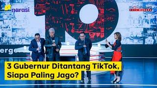 Kita Bisa Apa: 3 Gubernur Ditantang TikTok, Siapa Paling Jago? (Part 1) | Mata Najwa
