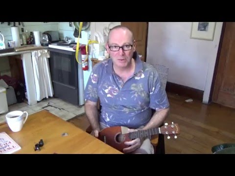 Beginners' Ukulele Lessons # 2 Fisherman's Blues By The Waterboys