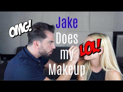 Ο Jake με βάφει! | Gina