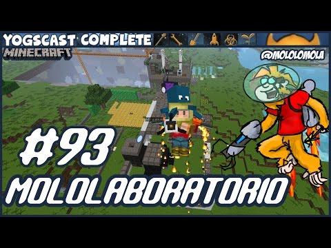Mololaboratorio 93 Crisis Manganésica Minecraft con mods