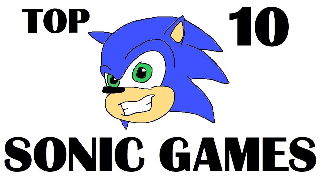 Allsonicgames Net top 10 sonic games