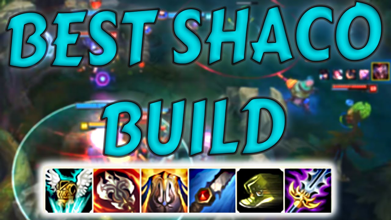how to build ap shaco