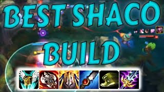 BEST SHACO BUILD