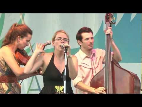 Crooked Still, Grey Fox Bluegrass Festival, 07-16-2011