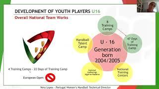 Webinar 12-Handball Overview & Analysis of Women's Handball in Portugal (Coach Development Series)