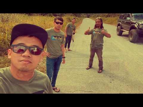 Meronda Ulu Tutong bersama Land Cruisers - Brunei Adventures