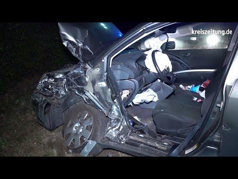 Unfall auf der