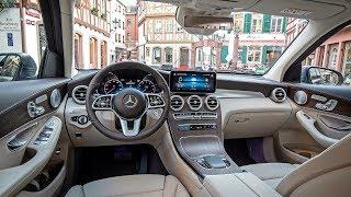 Mercedes-Benz GLC 300 4matic Coupe 2019 внутри