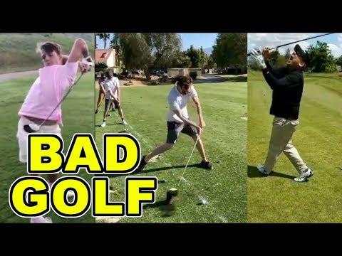 Bad Golf Shots | Bad Golf Swings