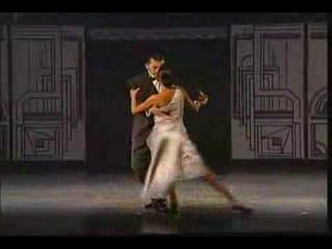 A Tango Song: Mala Junta, danced by Natacha y Jesus