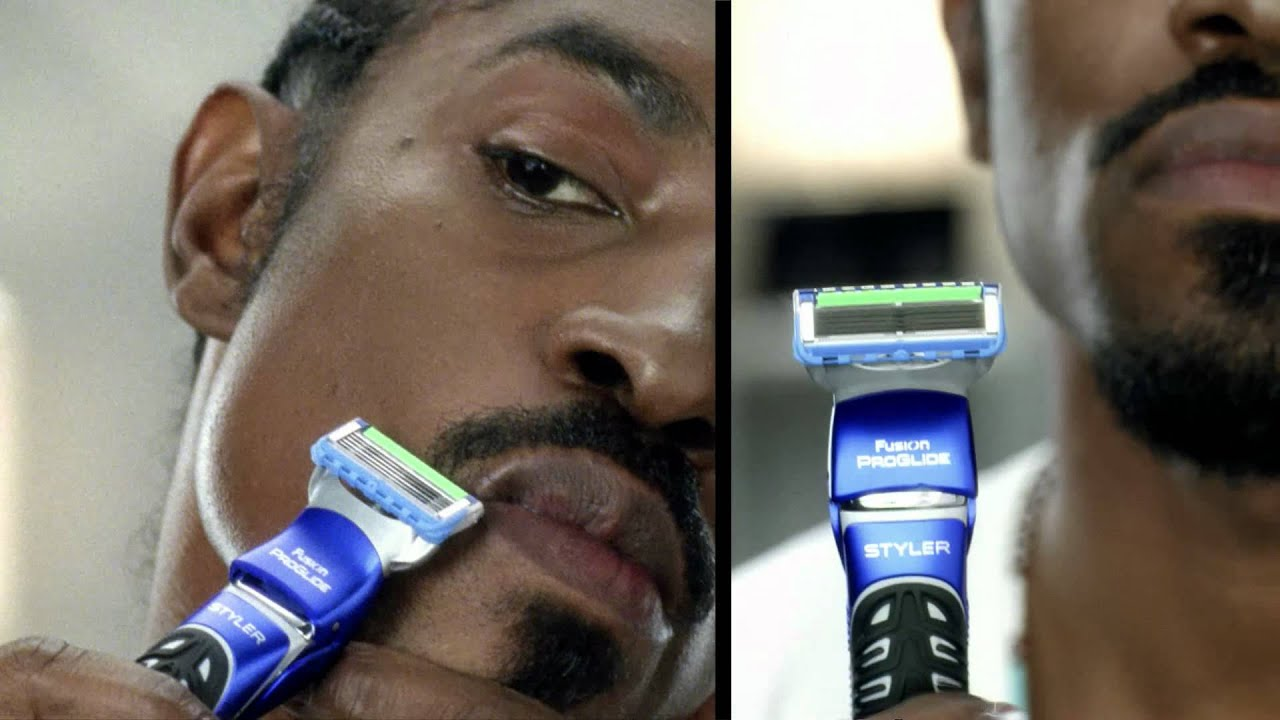 """Masters of Style"" Gillette Fusion ProGlide Styler - YouTube"