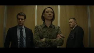 Mindhunter elevator scene