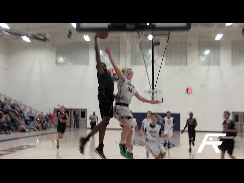 8th Grader with Bounce Jason Harris is FULL of Potential!