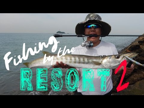 Fishing By The Resort 2