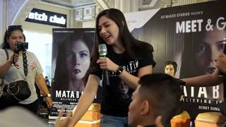 Video JESSICA MILA Jadi Percaya Hantu Setelah Syuting FILM HOROR Ini || M&G Film Mata Batin download MP3, 3GP, MP4, WEBM, AVI, FLV Oktober 2018
